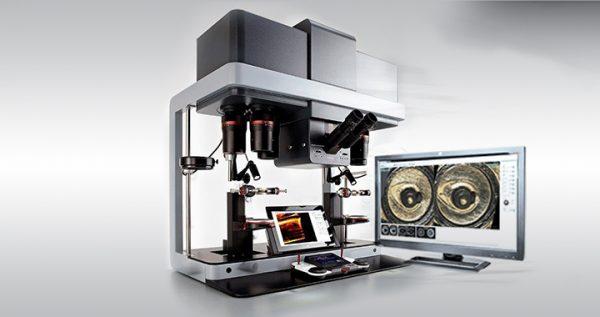 Мікроскоп порівняння VisionX